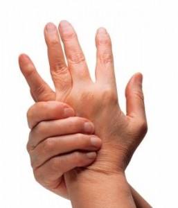 sintomas de artritis